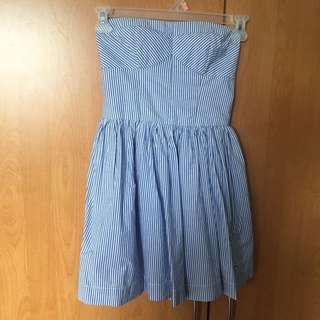 Hollister Skater Dress (NEW)