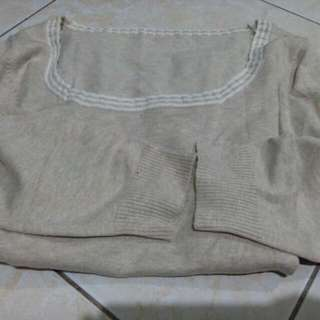 Off White Knitted pullover