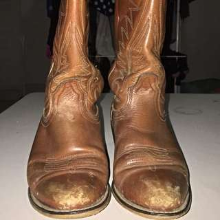 Women's ACME Cowgirl Boots