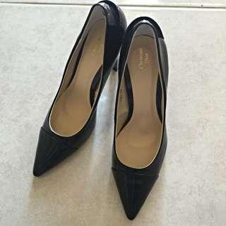 Dior Black Heel Size 37
