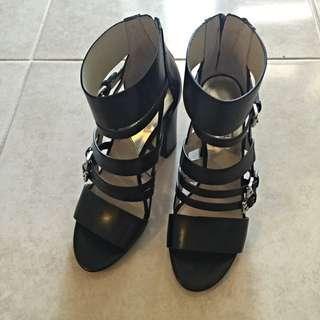 Michael Kors Black Sandal size 7