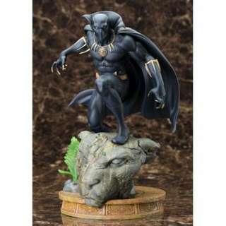 (Reserved) Kotobukiya Black Panther Statue
