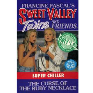 Sweet Valley Twins - Super Chiller Edition - The Curse of The Ruby Necklace