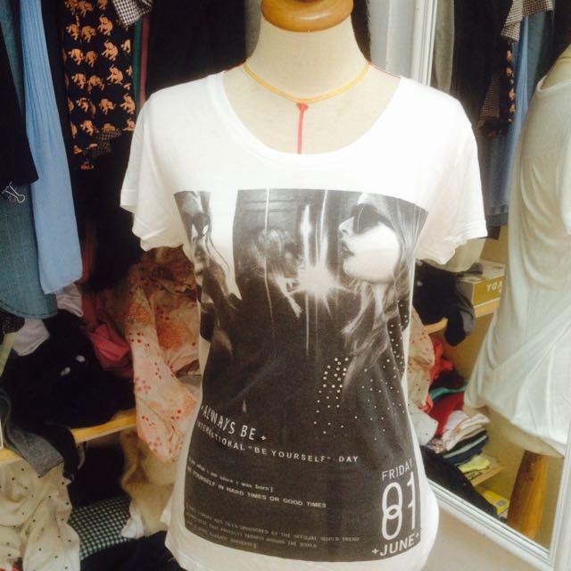 (100k for 3pcs!) Zara T-shirt