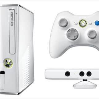 Xbox 360 , Kinect , And Games