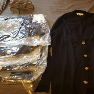 PRICE REDUCED Tory Burch Cardigans