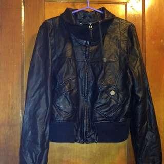 Leather Jaket