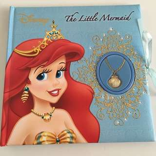 Little Mermaid Book