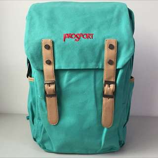 Backpack [ Prosport BP06476-03] Lawngreen