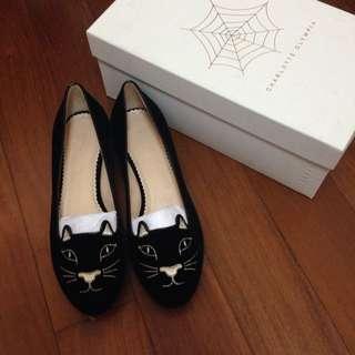 夯到不行的可愛貓咪鞋