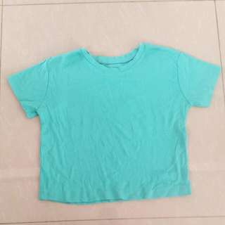 Mint Green Top FREE SHIPPING FEE