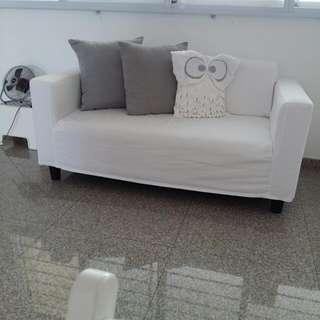 Ikea 2 Seater Klobo Sofa