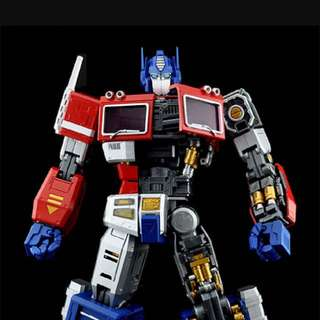 Ultimetal Optimus Prime