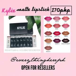 Kylie Matte Lipstick 💋