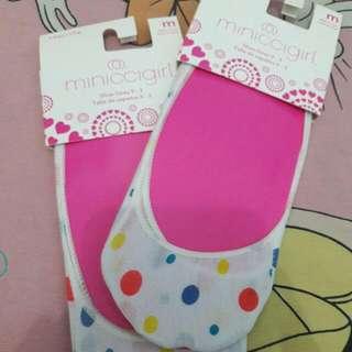Miniccigirl Sock 2pair (For Kids)