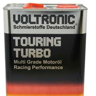 德國 Voltronic Touring Turbo 渦輪增壓無限級機油 4L裝