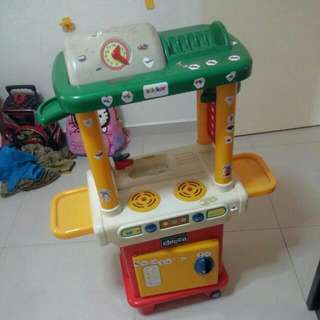 Kitchen Stand Toy For Playing