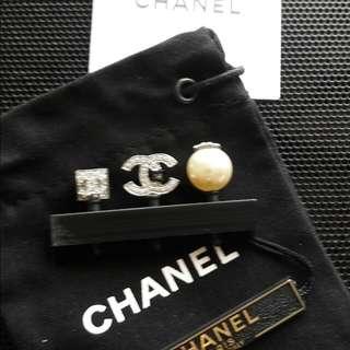 Chanel Phone Dust Plugs