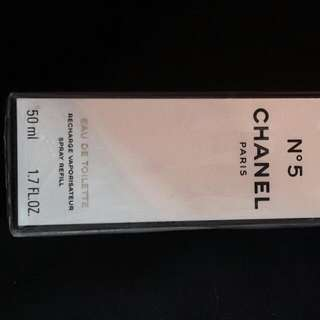 Chanel No. 5 EDT Refill