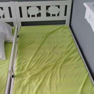 Kids Bed Wz Mattress
