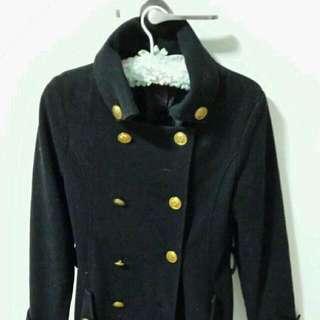 Black Baby Doll Jacket