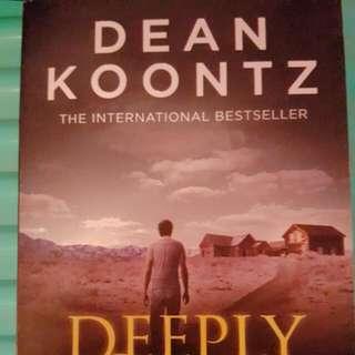 Dean KOONTZ deeply Odd Paperback