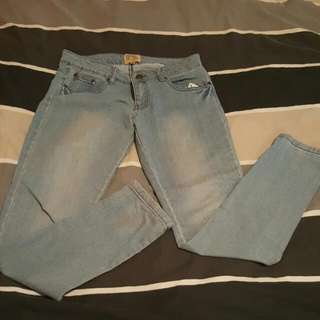 Ladies Size 10 Jeans