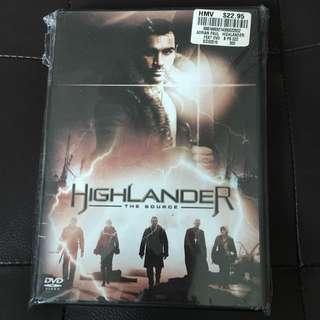 DVD - Highlander - The Source