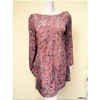 BNWT TOPSHOP Printed Dress