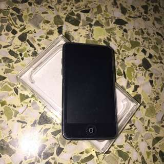 Spoilt iPod touch 8GB
