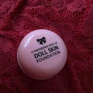 Free Postage Doll Skin Foundation Sendayu Tinggi