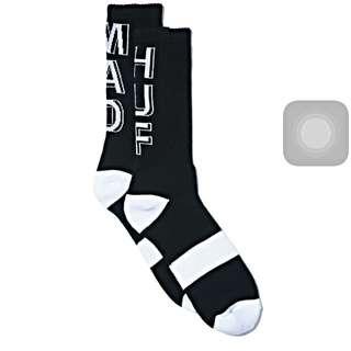 Madness 余文樂 Mdns Huf Crew Socks 襪子