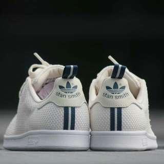 Adidas Stan Smith CK chalk White / Shadow Blue Size 10