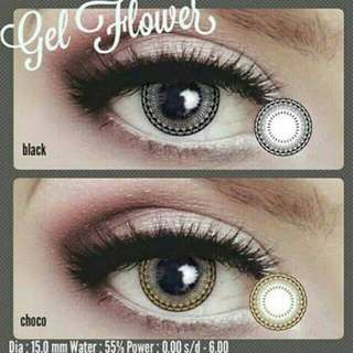 Softlens Gel Flower