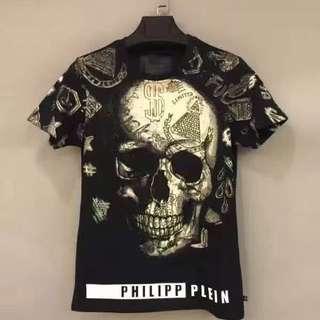 PP Philipp Plein 短T