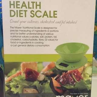 BNIB Mayer Health Diet scale