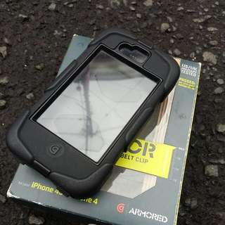 Iphone 4s Military Case GRIFFIN
