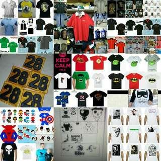 Vendor Konveksi Kaos, Polo Shirt, Kemeja, Sweater, Jaket,dll