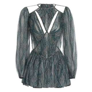 Zimmermann Riot Web Top