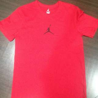 Jordan 紅 短袖 T恤