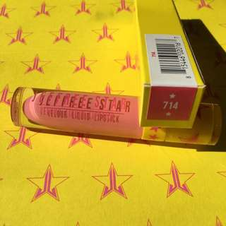 "Jeffree Star ""(714)"" with Box"