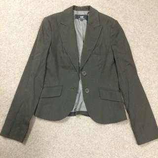 Cue suit jacket size 6