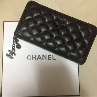 Chanel Vip Gift Wallet