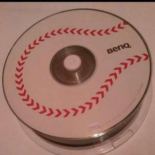CD空白光碟片