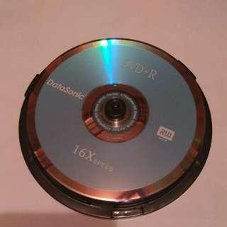 DVD空白光碟片