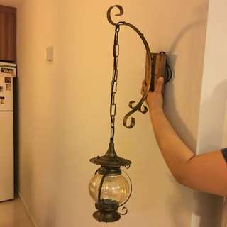 Vintage Lamps (X2) Price Negotiable