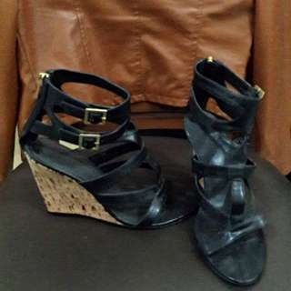 Wedges charles and keith