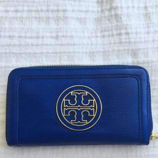 Tory Burch Amanda Zip Wallet