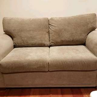 Vue Tennyson Two Seater Sofa (Bought From Myers)