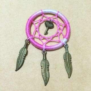 粉色鑰匙補夢網